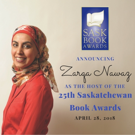 Zarqa Nawaz Announcement 2
